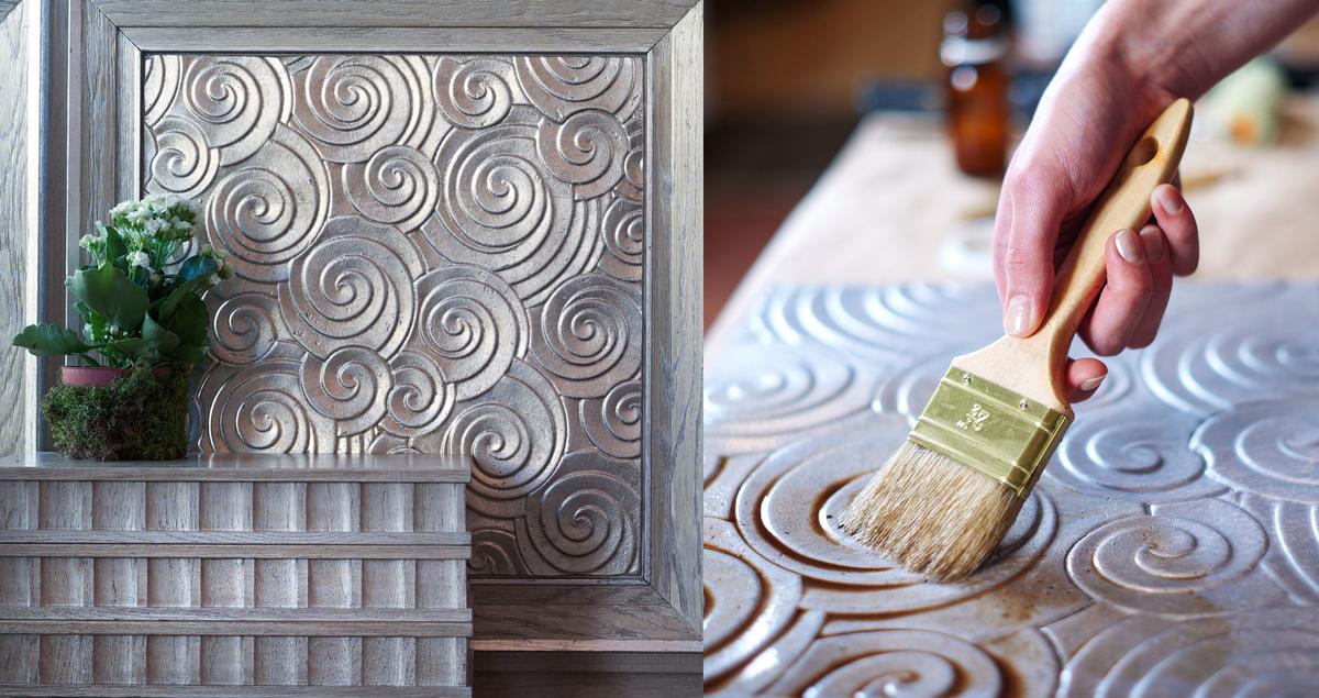 Технологии нанесения декоративных покрытий МКА