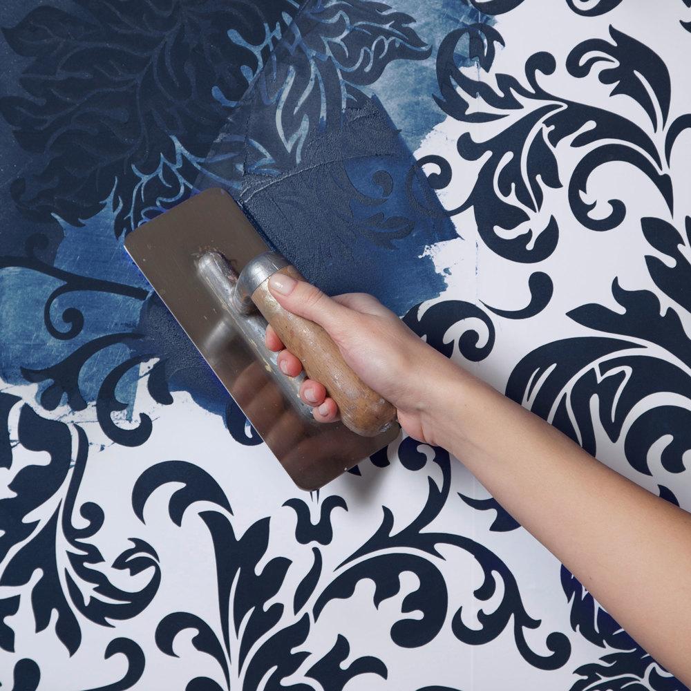 Технологии нанесения декоративных покрытий