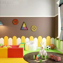 Детские мягкие панели
