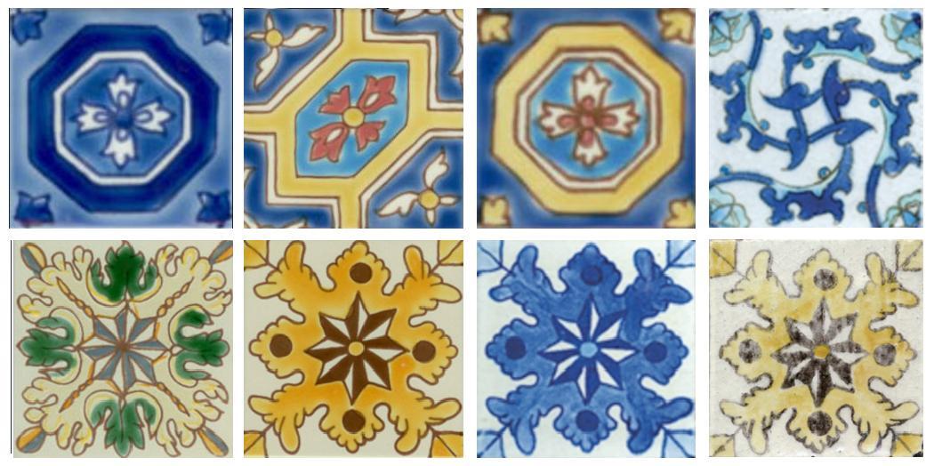 Дизайнерская плитка в декоре