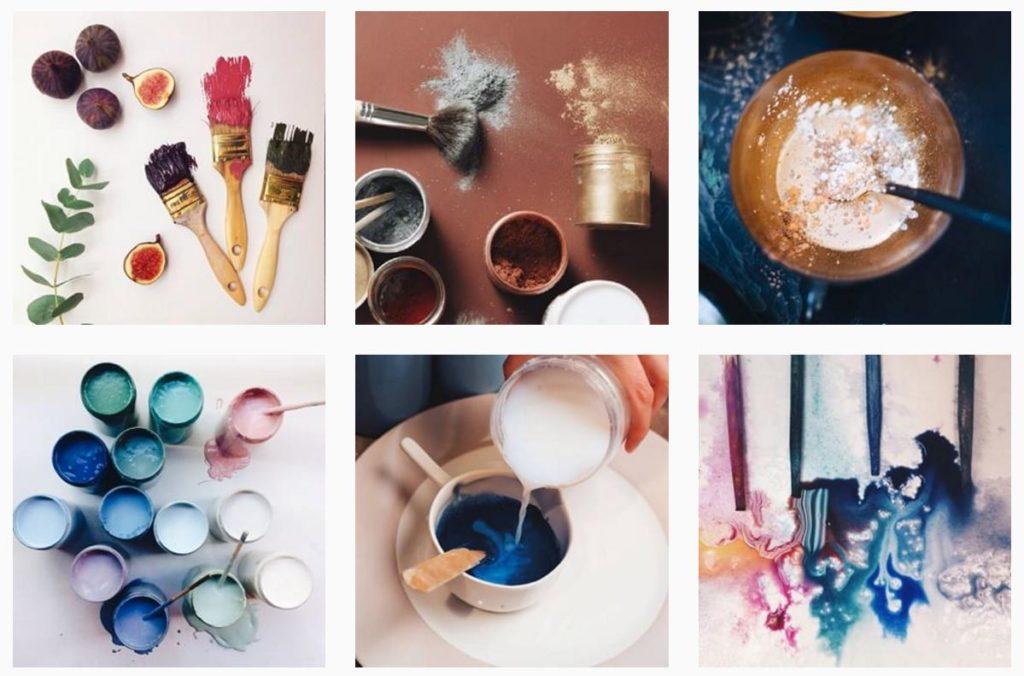 Лаки и краски МКА для декора