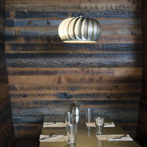 Стеновые панели из обожженного дерева SUNTAN