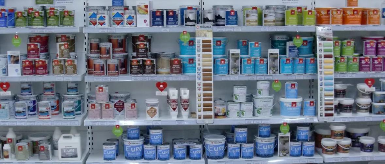 магазин краски в Ростове фото 1