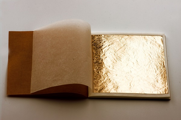 книжка сусального золота