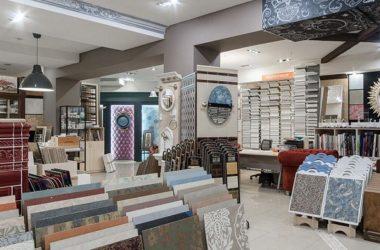 магазин строительных и декоративных материалов