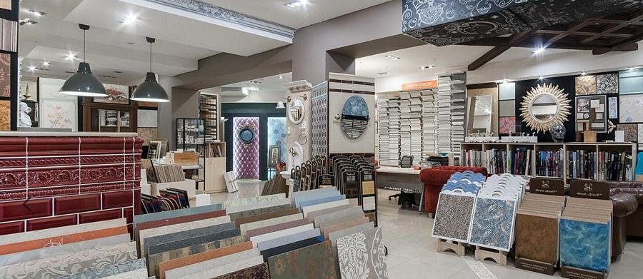 Магазин отделочных материалов в Ростове-на-Дону