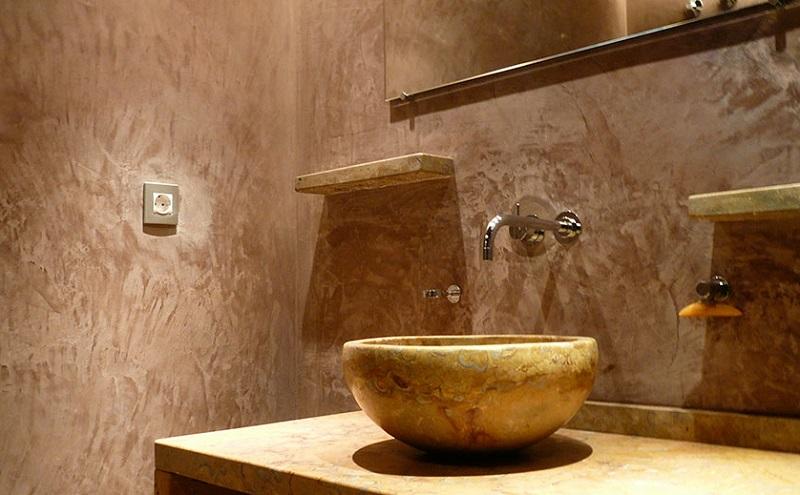 микроцемент для ванной купить