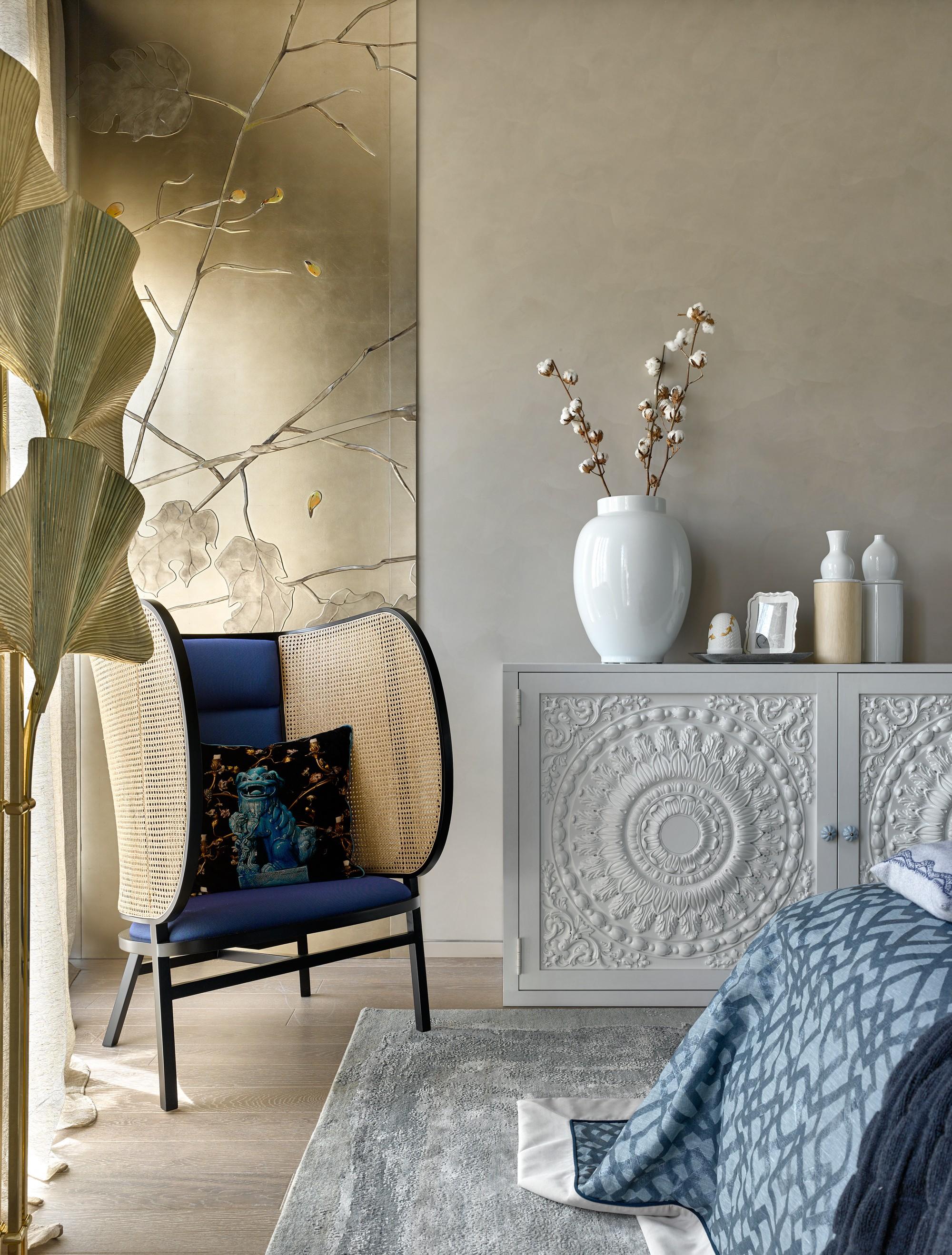 Декоративные отделочные материалы в декоре интерьеров
