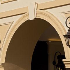 Фасадный лепной декор Европласт